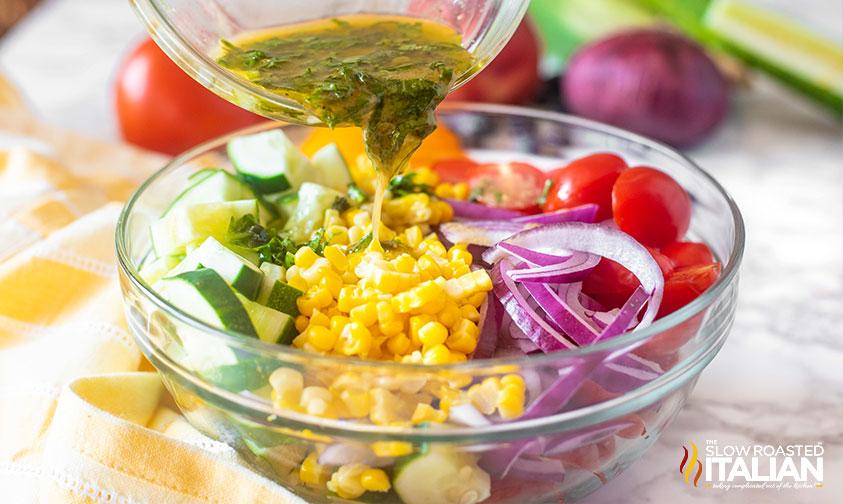 Summer Corn Salad Recipe The Slow Roasted Italian