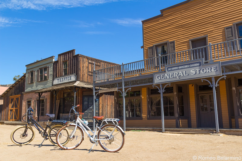 Tour of Paramount Ranch Guide to Conejo Valley Weekend Getaway