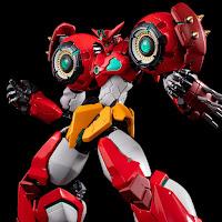 "Figuras: Imágenes del RIOBOT Getter Robo Devolution Getter 1 de"" Uchuu Saigo no 3punkan"" - Sentinel"