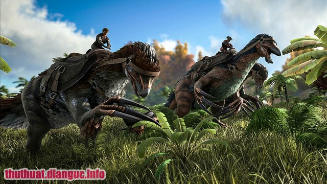 Tải game ARK Survival Evolved: Aberration Full Crack