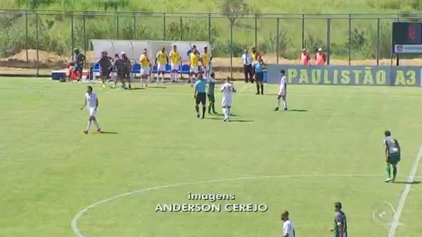 Barretos volta a bater o Desportivo Brasil por 3 x 2 e está na semifinal da Série A3  (G1)
