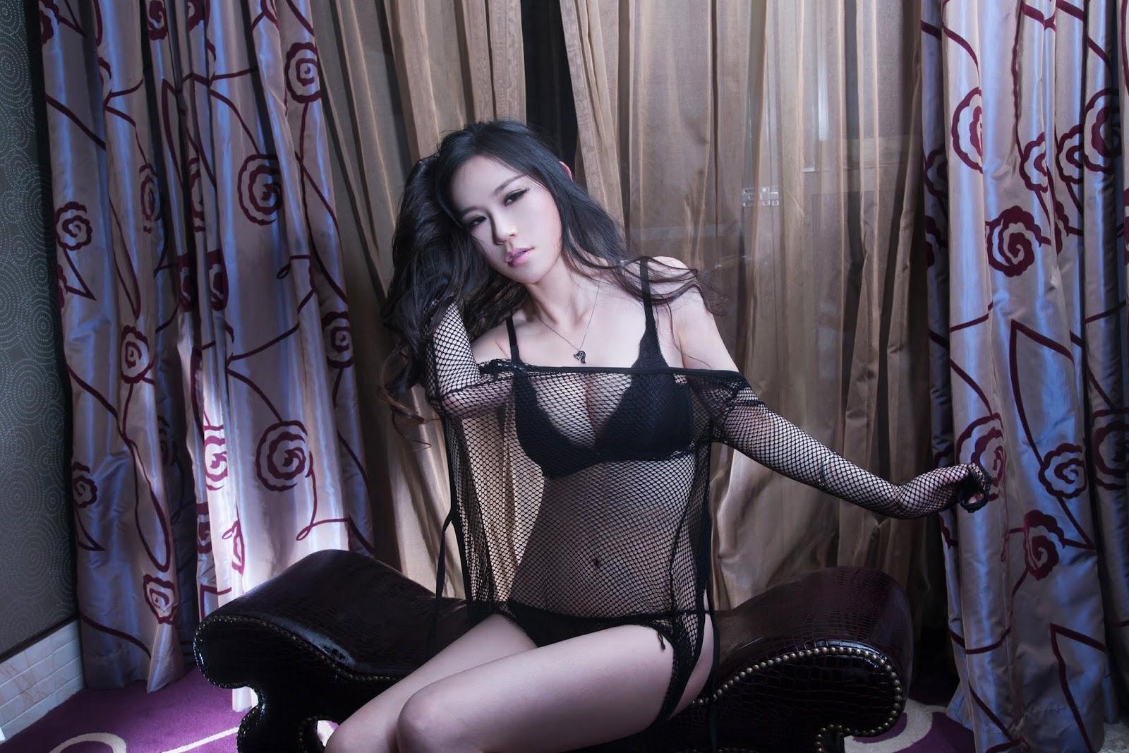 9 - Sexy Nude Model TUIGIRL NO.9