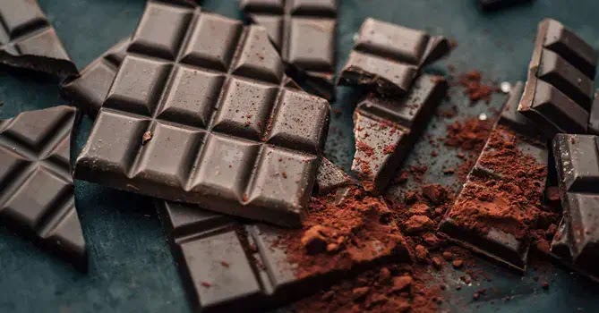 dark chocolate untuk menambah berat badan dengan cepat