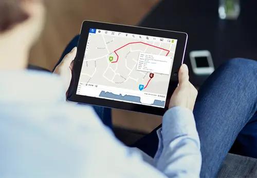 Định vị xe máy bằng điện thoại - Tú Anh GPS 02