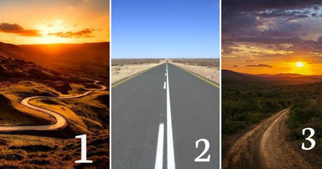 Тест: а какую дорогу выбираете вы?