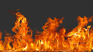 Fire Background Photo - Technical Harshraj