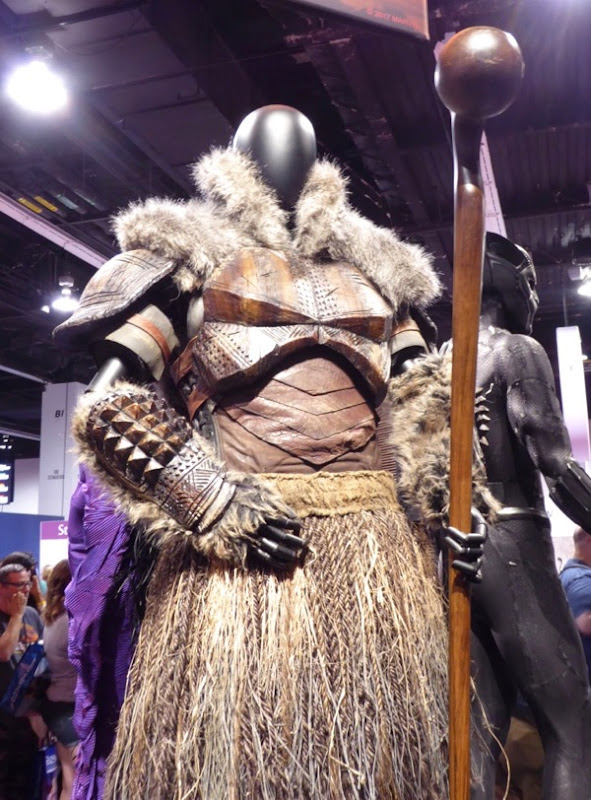MBaku Black Panther film costume