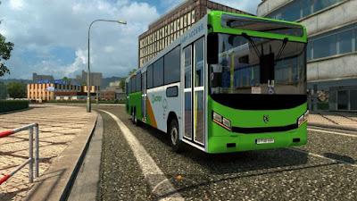 Aussie Bus Pack ETS2
