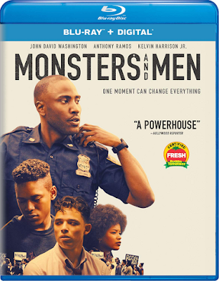 Monsters and Men [2018] [BD25] [Latino]