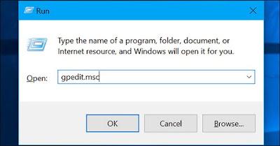 Cara Menonaktifkan Background Blur Layar Masuk Pada Windows 10