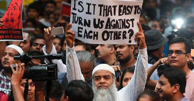 موسڵمانان لە هیندستان چییان بەسەر دێت؟