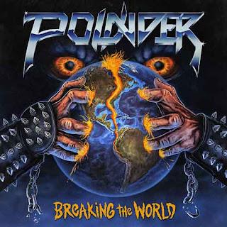 """Ο δίσκος των Pounder """"Breaking the World"""""""