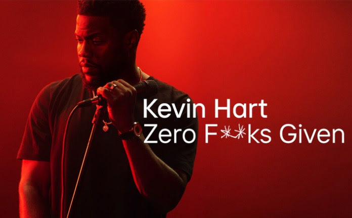 """SR Now: Stream Fiend - Netflix """"Zero F**ks Given"""" By Kevin Hart Review"""