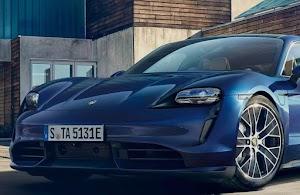 2020 Porsche Taycan Production bermula pada hari Isnin