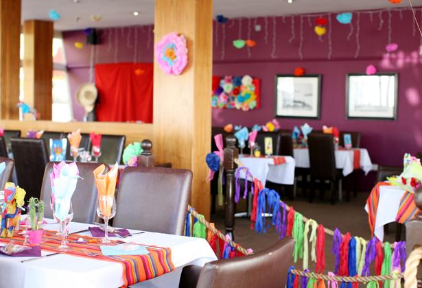 decoration mariage theme mexique deco de salle