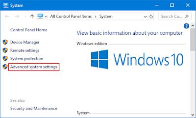 Supaya Windows Berjalan Dengan Cepat