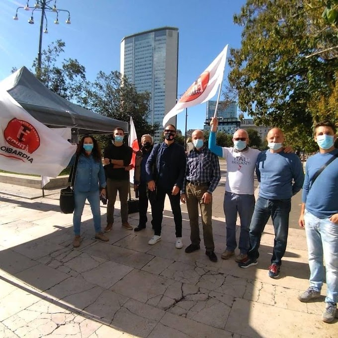 """""""Un treno per Matera"""": movimento per l'Equità Territoriale"""