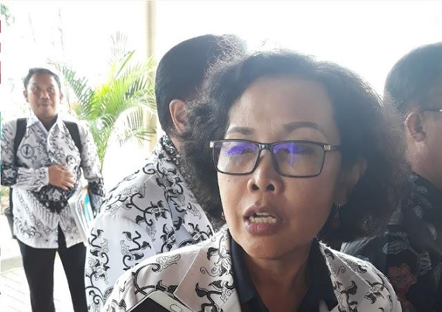 Ketua PB PGRI   Mendesak Pemerintah Segera Menerbitkan NIP dan SK PPPK Sebelum Seleksi CPNS 2019 Selesai!