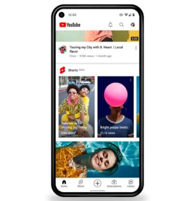 تم طرح YouTube شورتات TikTok المنافسة على YouTube عالميًا