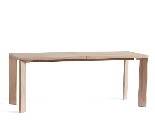 Dakota Extending Dining Table