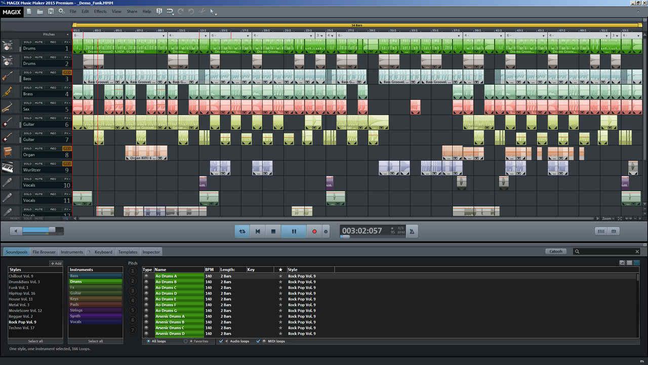 Beginner to professional midi music beat maker studio windows xp.