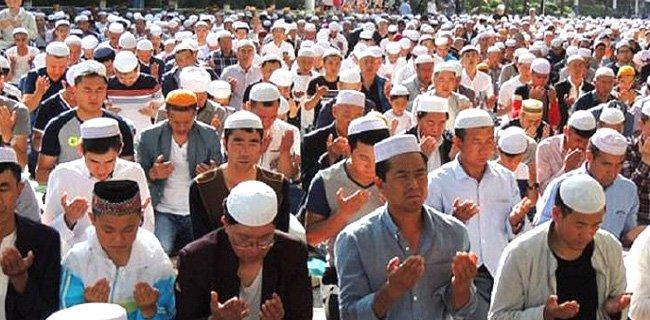 AS Kritik Saudi Diamkan Kekerasan China pada Muslim Uighur