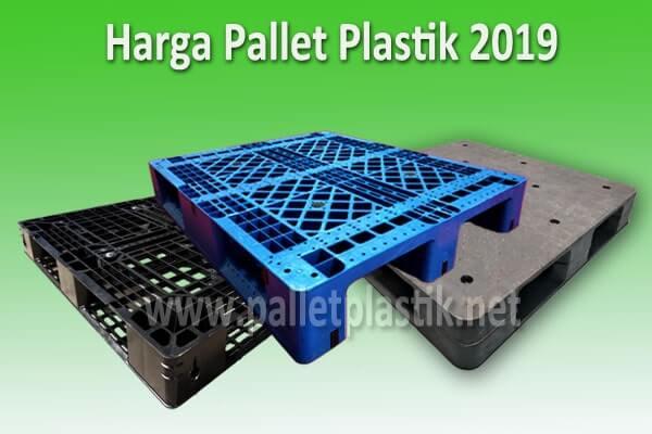 Harga Terbaru Pallet Plastik 2019