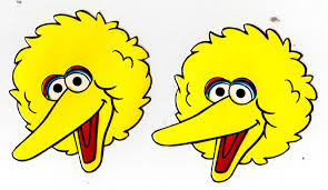 Cartoon Big Bird