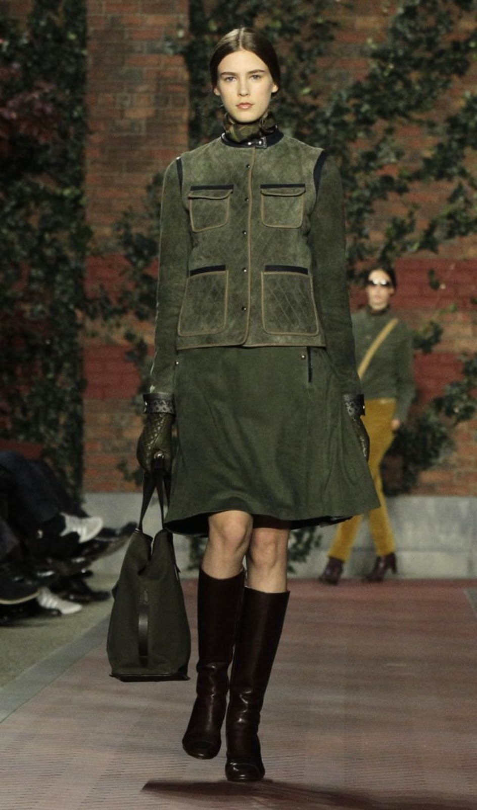 tommy hilfiger fall 2012 collection fashion week in new