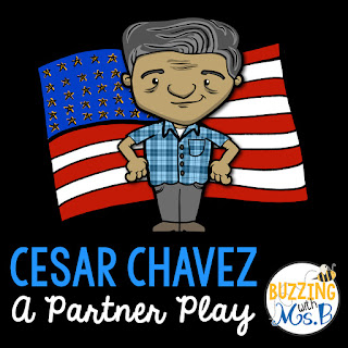 https://www.teacherspayteachers.com/Product/Cesar-Chavez-Si-Se-Puede-A-Partner-Play-Freebie-2950345