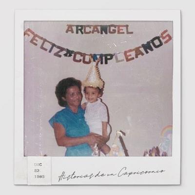 Arcangel - Historias de un Capricornio (2019) - Album Download, Itunes Cover, Official Cover, Album CD Cover Art, Tracklist, 320KBPS, Zip album