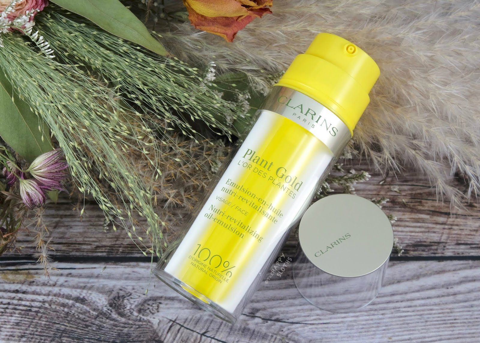 Clarins | Plant Gold Nutri-Revitalizing Oil-Emulsion: Review