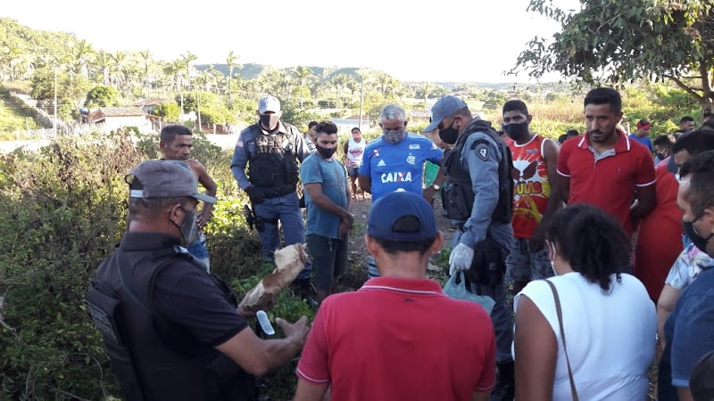 Poção de Pedras | Dois homens são mortos a facadas no bairro Vila Borges