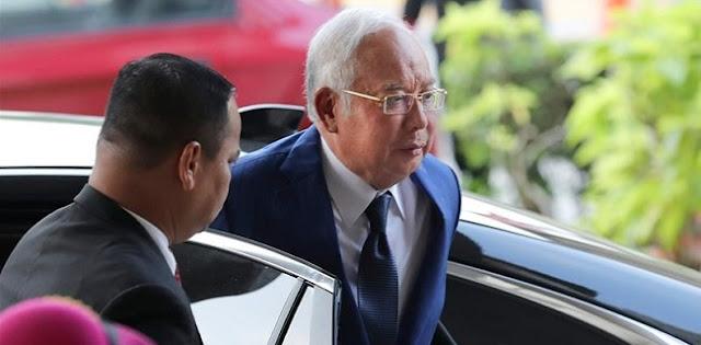 Terlibat Skandal 1MDB, Mantan PM Najib Razak Dipanggil Pengadilan Tinggi