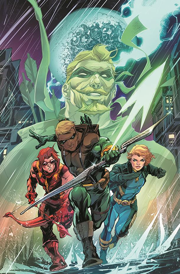 Green Arrow - Cover 5