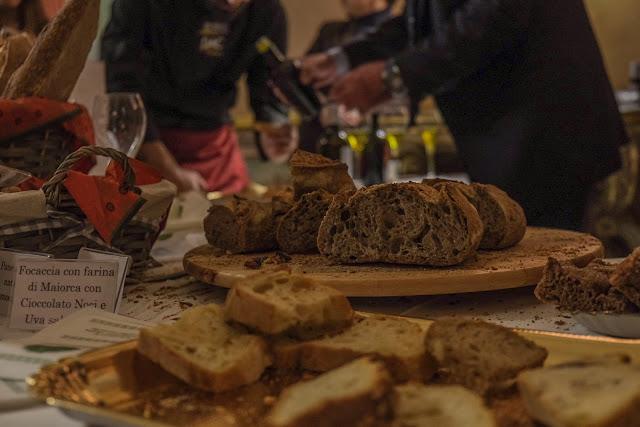 Pane di grani antichi di MIANO 1998
