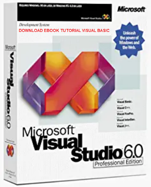 Download Kumpulan Ebook Tutorial Visual Basic Terlengkap