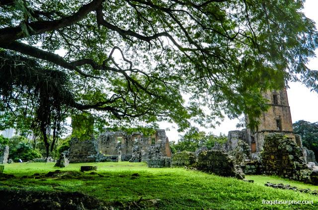 Sítio Arqueológico de Panamá Viejo, Panamá
