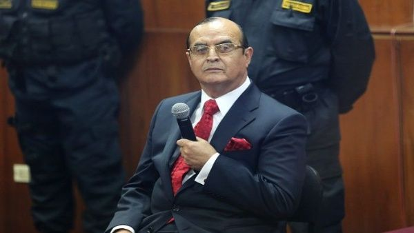 Fiscal de Perú cita a Vladimiro Montesinos por caso Odebrecht