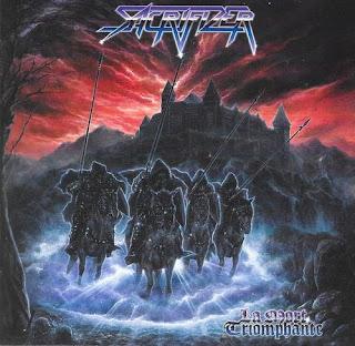 """Το τραγούδι των Sacrifizer """"Morbid Envenomation"""" από το album """"La mort triomphante"""""""