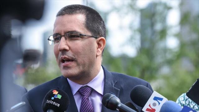 Venezuela critica a Duque por llamar a un golpe en Venezuela