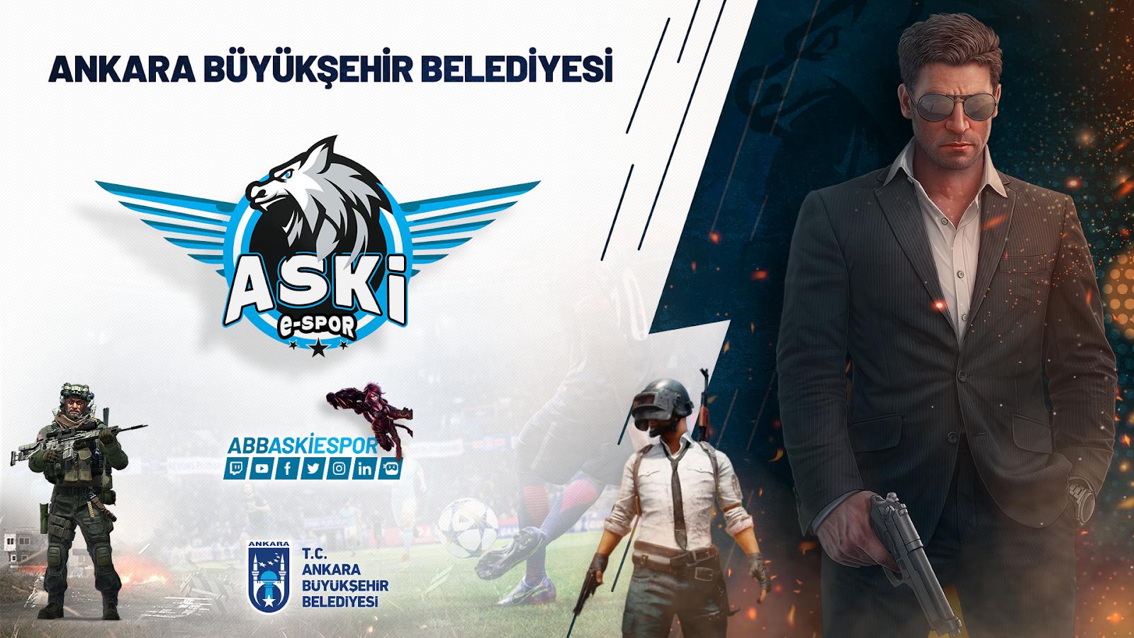 ABB ASKİ E-Spor Kulübü