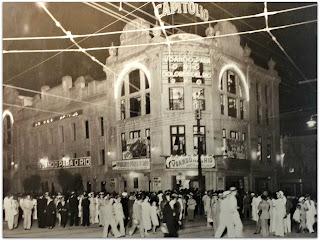 Voando para o Rio - Cinema Capitólio, Porto Alegre, 1936