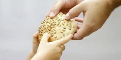 Anak Yatim yang di Tolong dengan 2 Roti Manisan