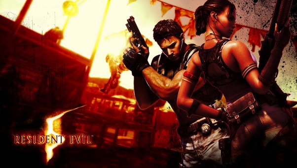 Download Resident Evil 5 APK + Data Patched For Android