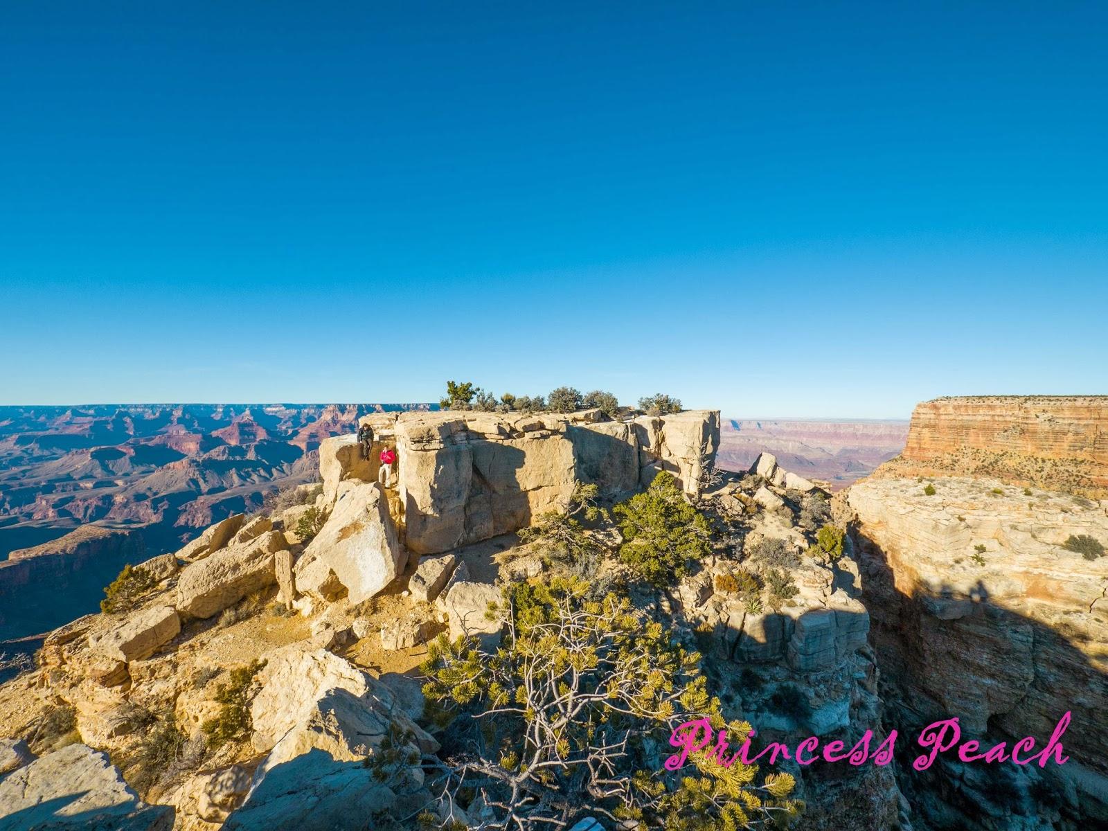 Grand-Canyon-National-Park-大峽谷國家公園攀岩