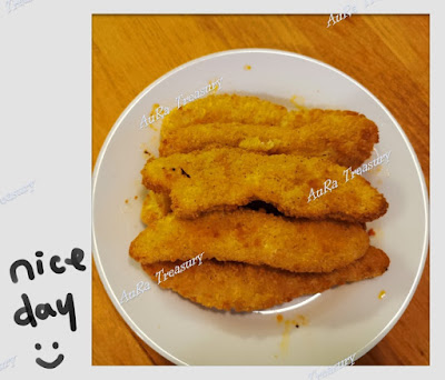 Air Fry Recipe Chicken Stripe