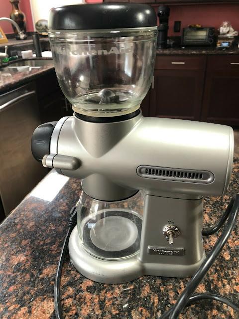 KPCG100 KitchenAid Coffee Grinder
