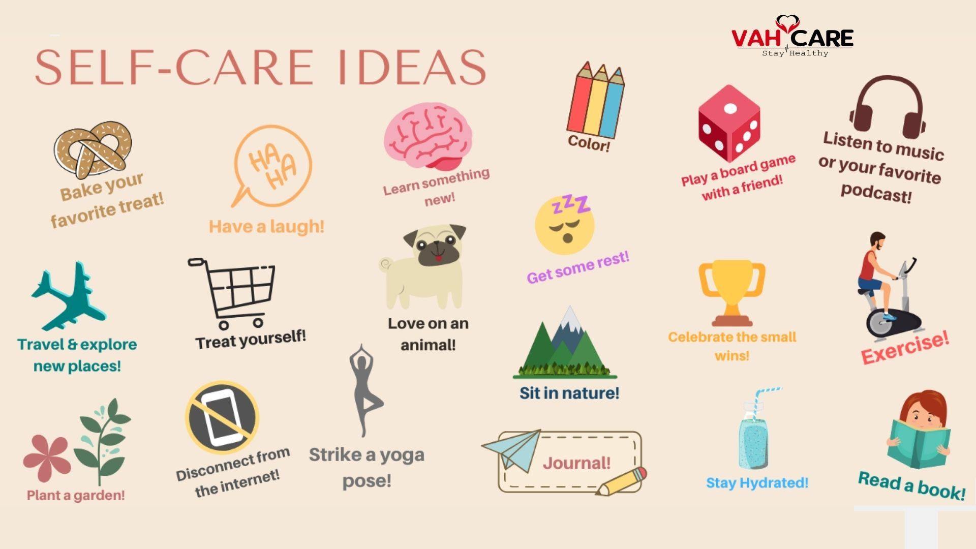 Self care idea