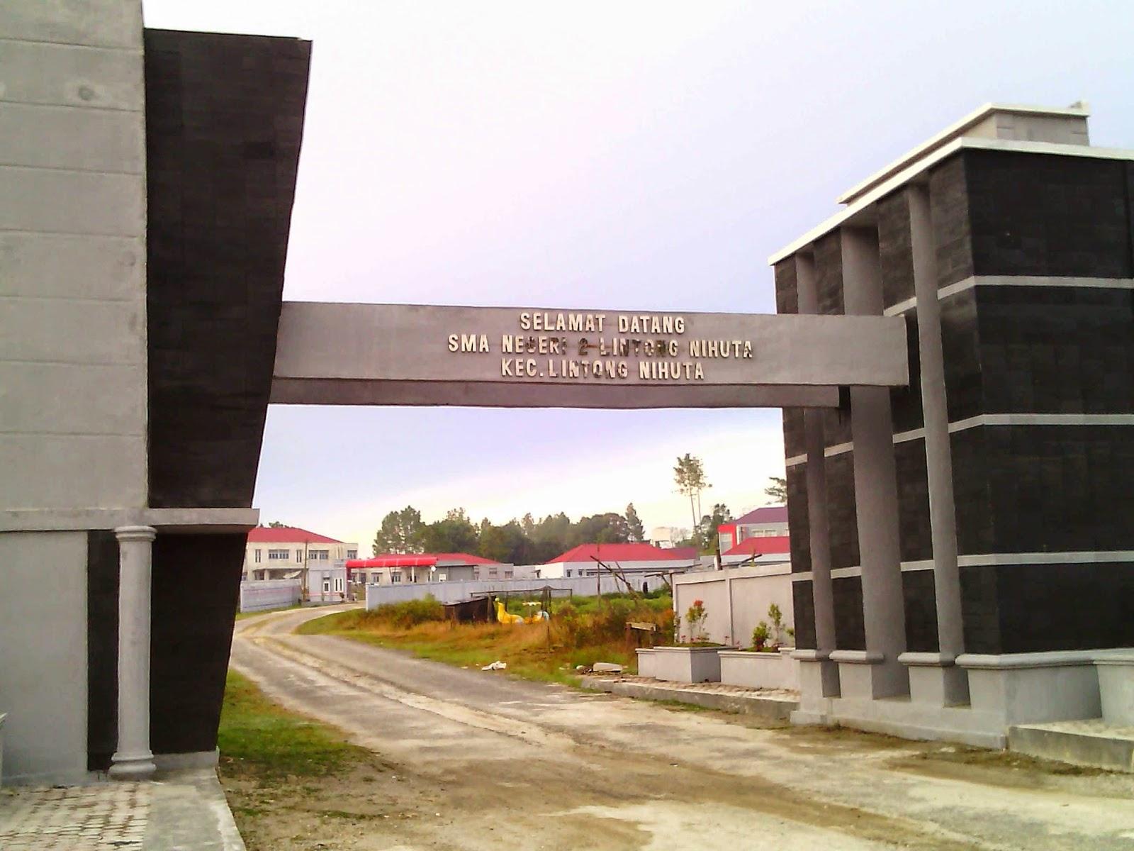 Selamat Kepada 60 Calon Siswa SMA Negeri 2 Lintongnihuta Angkatan IV (Empat)